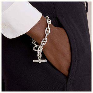 Hermes Chain D'Ancre bracelet